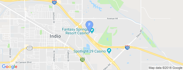 Fantasy Springs Resort & Casino